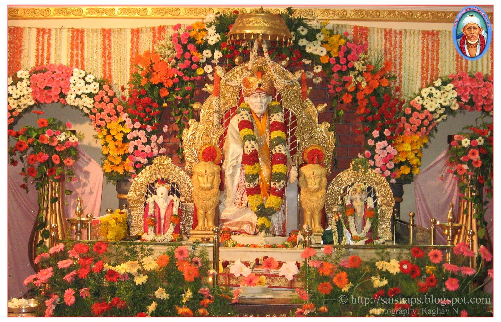 The Cross Hd Wallpaper Sai Wallpaper Guru Poornima Celebration At Sri Shirdi Sai
