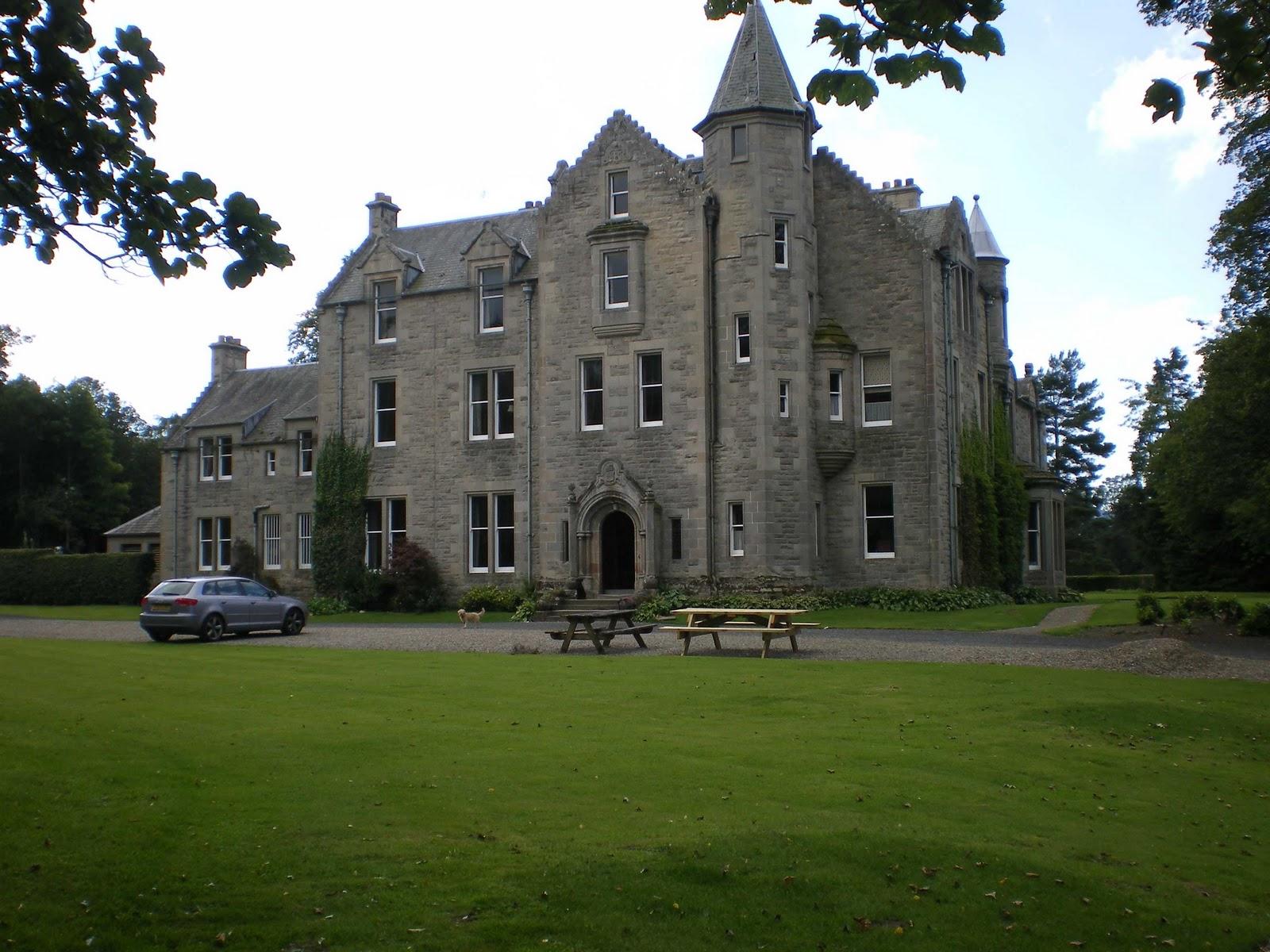 Kirkton Manor - Scottish Borders, Scotland - Tripcarta  Scotland Manors