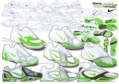 Design Exposed Nike Ideation Rafa Nadal