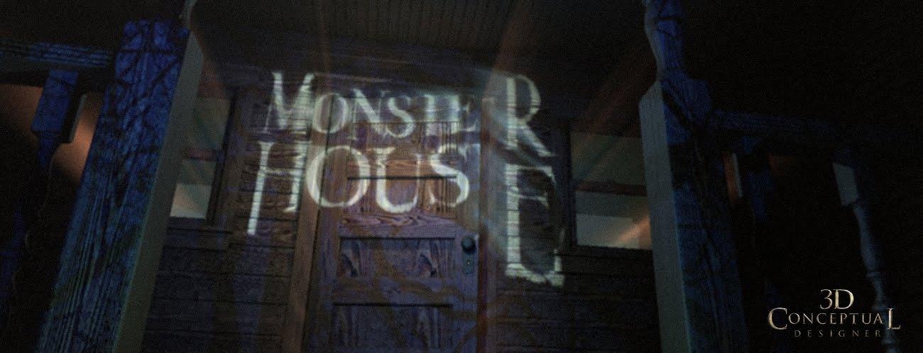 3dconceptualdesignerblog Project Review Monster House