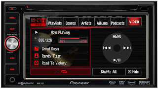 Everything Car Audio: Pioneer AVIC-F900BT - Navigation Review