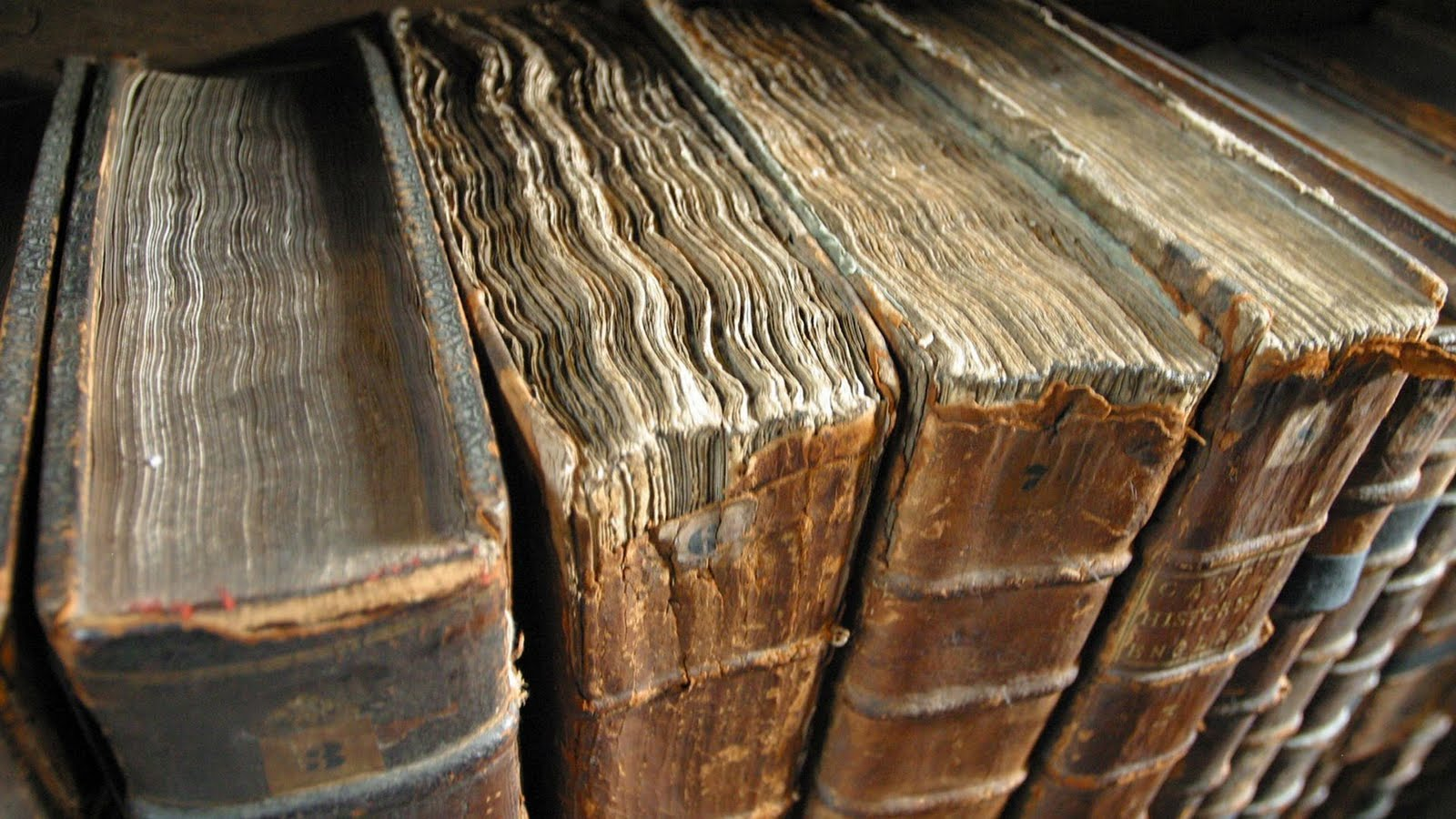 Amusing Athenaeum: Old Books without the Mold