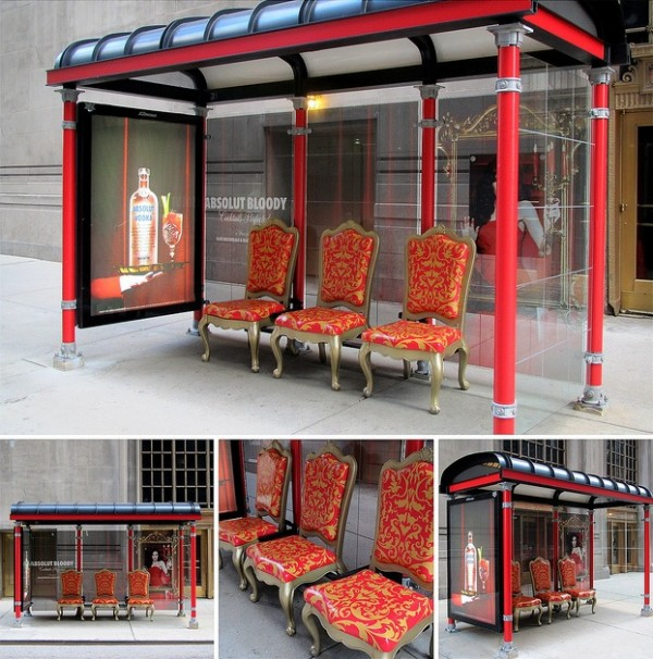 Cool Bus: Absolut Cool Bus Stop