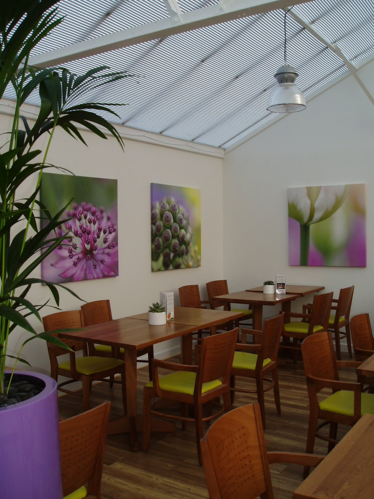Stewarts Garden Centres: Edwards Coffee Shop now open!