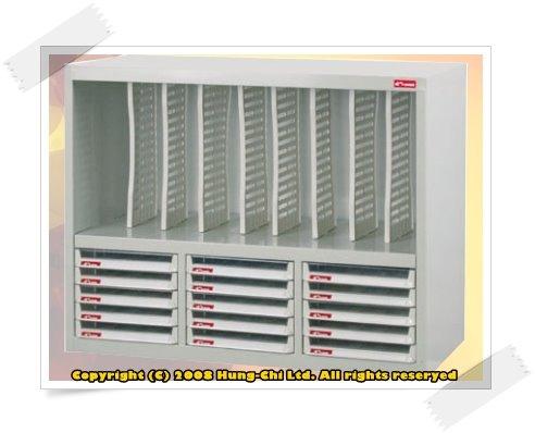 樹德 OA辦公效率櫃 - 側櫃系列 - A4X-315P8V   宏騏 水電 材料 五金 維修