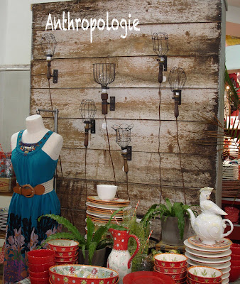 anthropologie warehouse sale chippy shabby anthropologie display ideas 10049