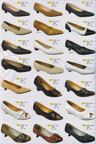 Harga Sepatu Pantofel Wanita