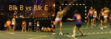 Sheares Hall IBG 10/11: netball frenzy