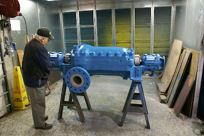 Pump Repairs / Rebuilds by CF PUMPSERVE, a Division of Corrosion