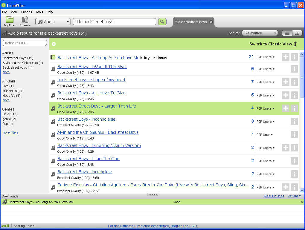 Old Version Limewire Download 6
