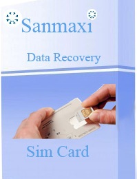 sanmaxi sim card data recovery