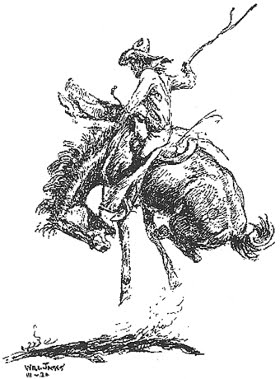 Buddies in the Saddle: National Day of the Cowboy