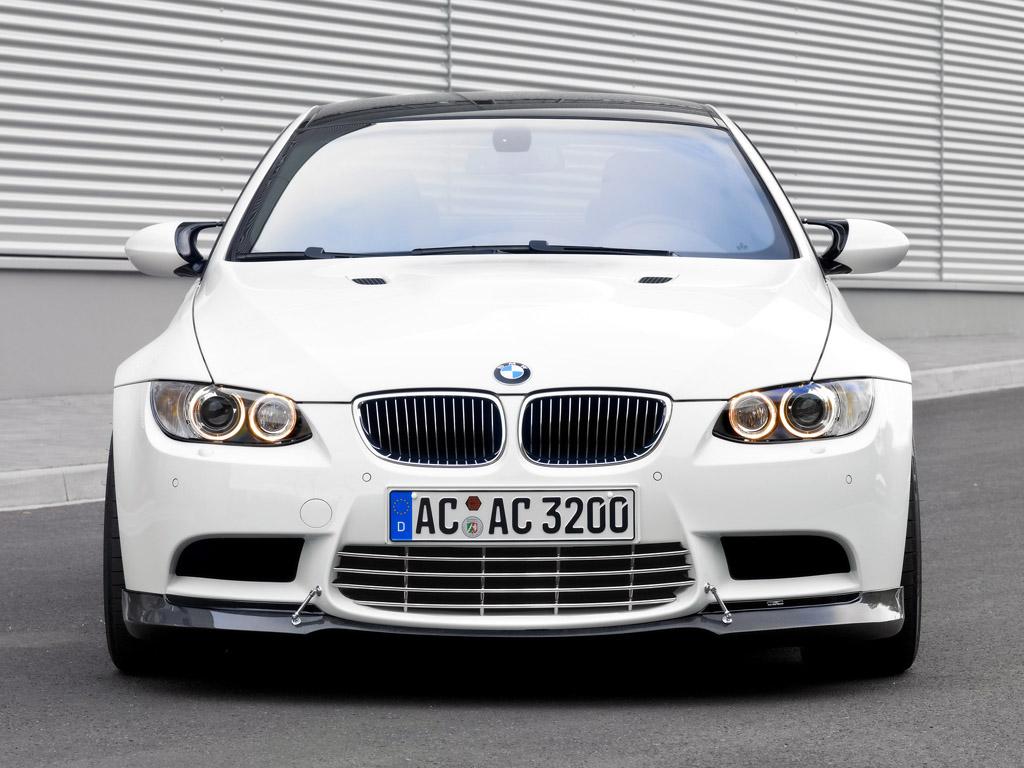 Wallpaper Mobil Sport Modif: BMW M3 AC Schnitzer ACS3 Sport 2008
