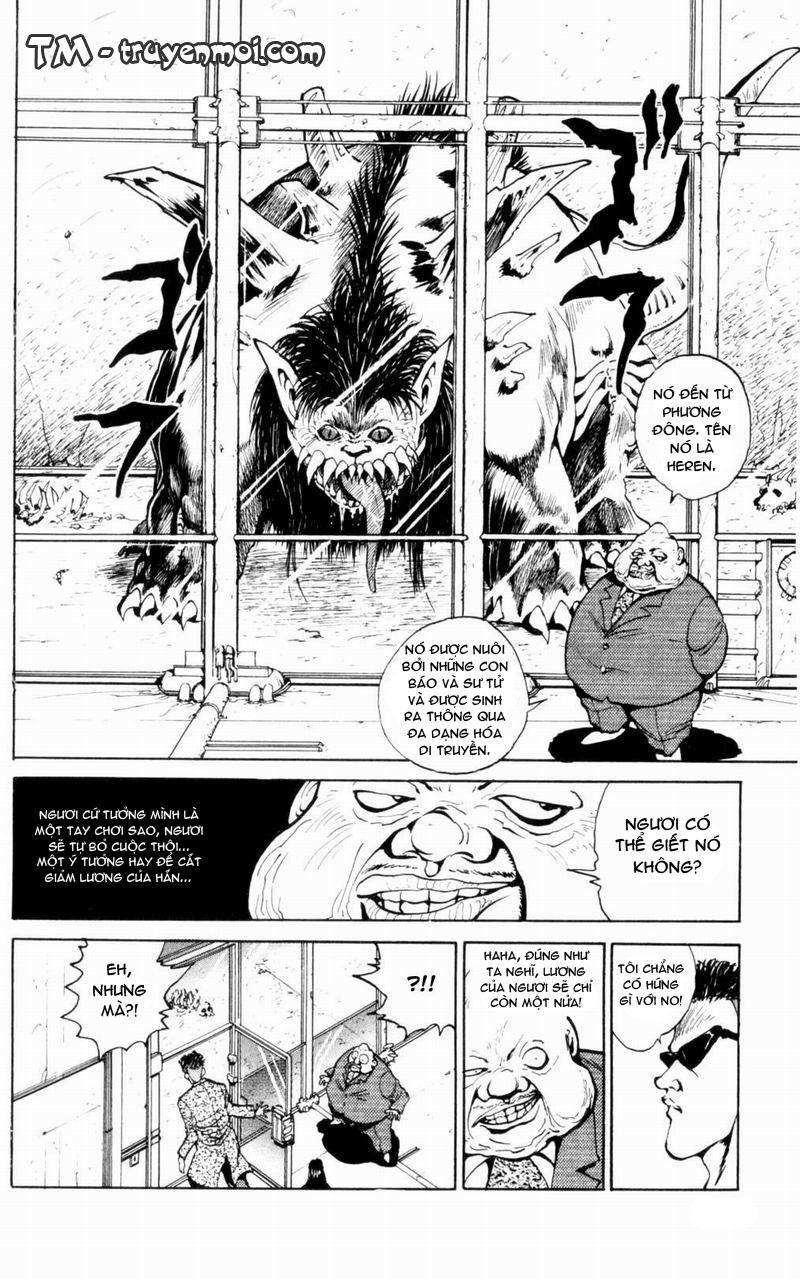 Hành trình của Uduchi chap 047: black book club trang 9