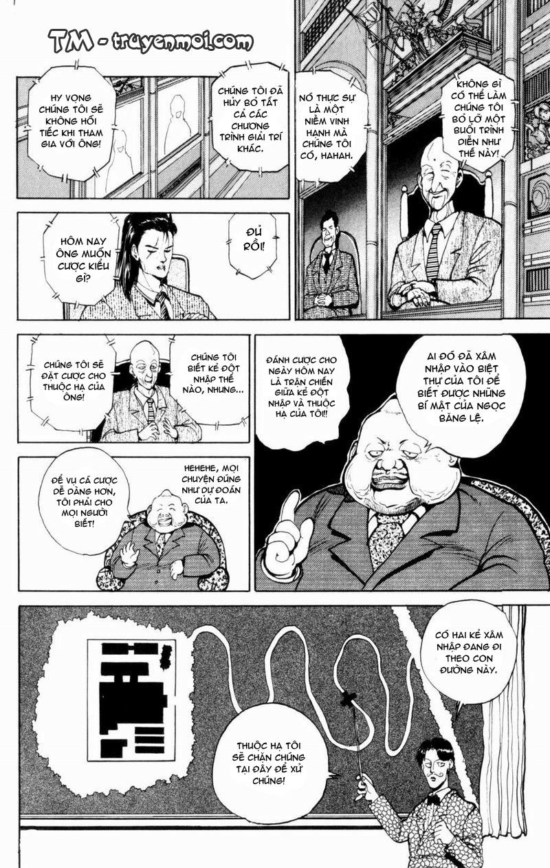 Hành trình của Uduchi chap 047: black book club trang 17
