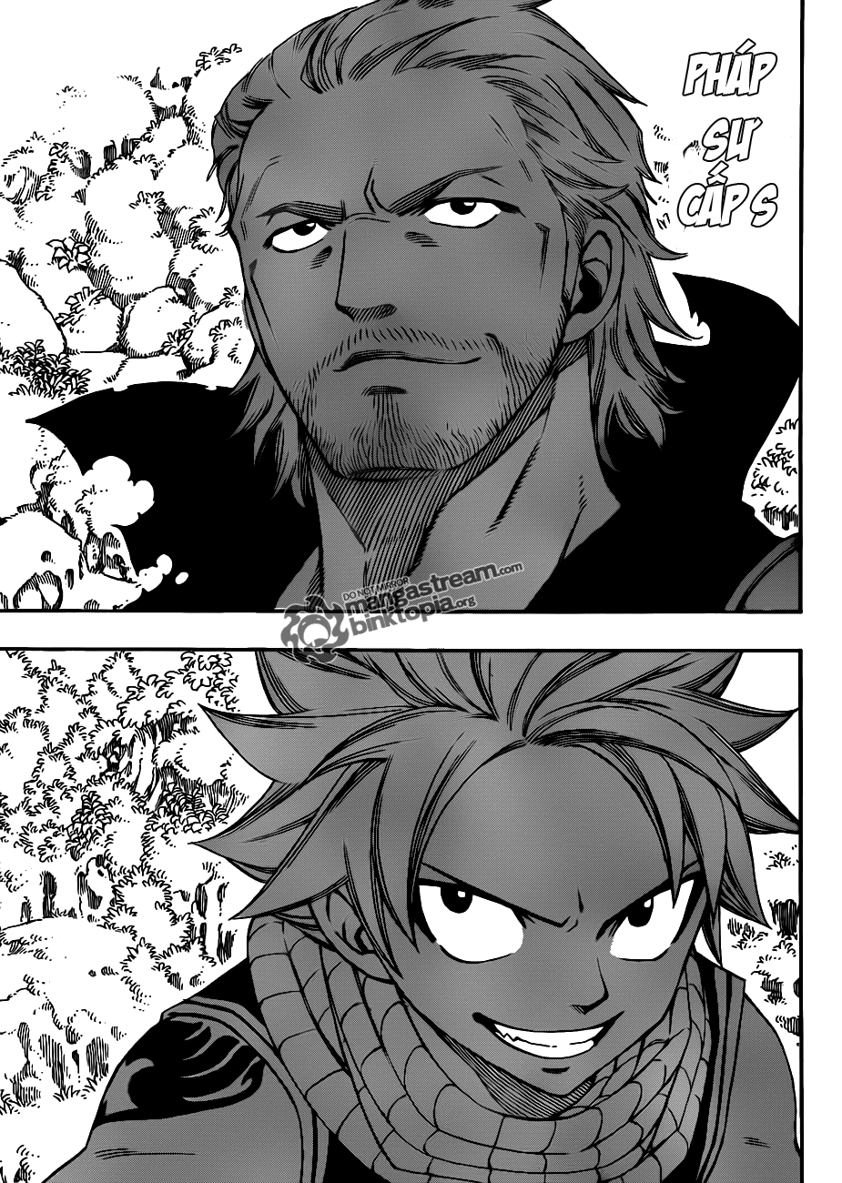 Fairy Tail Chap 205