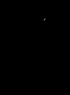 Polvo Criação logo proposal 01 white