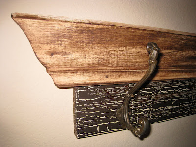 Ashley S Towel Bar Shanty 2 Chic