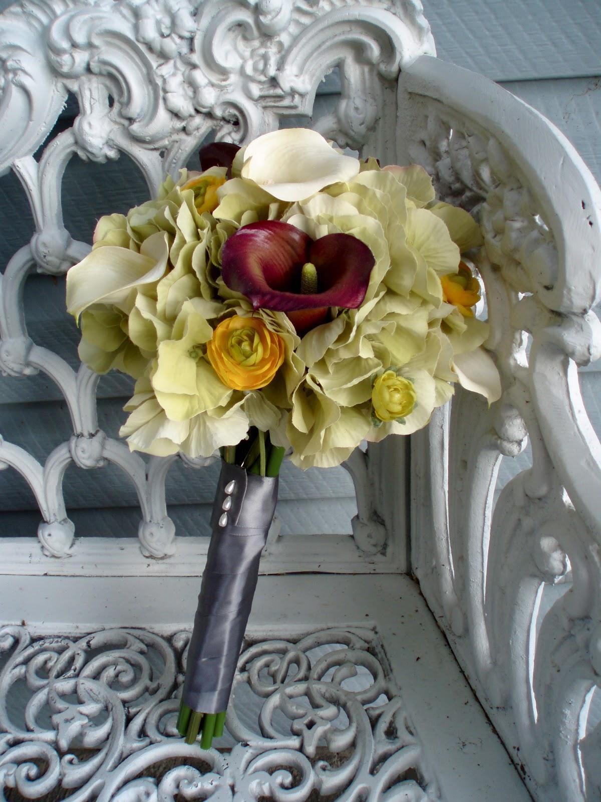 The Flower Girl Blog Fall Vintage Wedding