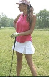Golf girl 39 s diary the long the short of the golf skirt for High end golf shirts