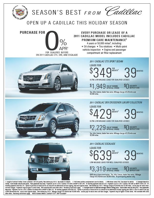 Keyes Woodland Hills Buick Gmc Cadillac Seasons Best From Cadillac
