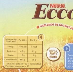 Ecco Cafe De Cebada