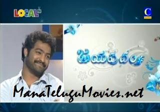 Jr NTR in Jayapradam Show-2