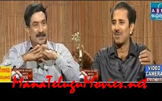 Vandematharam Srinivas in ABN OpenHeart with RK