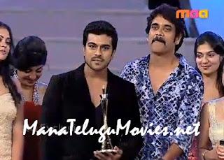 MaaTV -Cinemaa Awards 2010 Winners