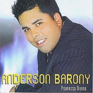 Anderson Barony Promessa Divina - Playback 2007