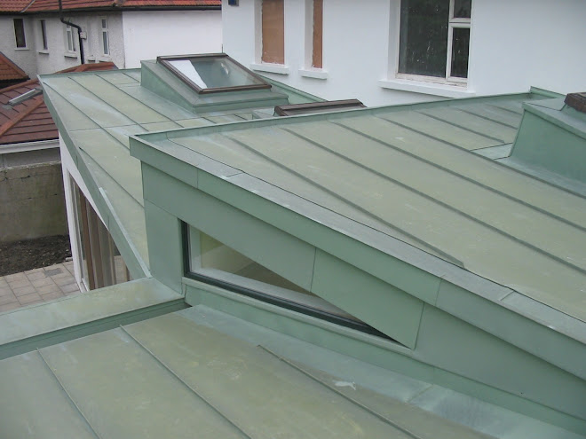 Boyle Copper Amp Zinc Craft Ltd Why Choose A Roof In Copper