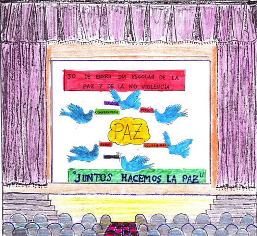 Plays For School Obras De Teatro Para Escolares Juntos Hacemos La Paz