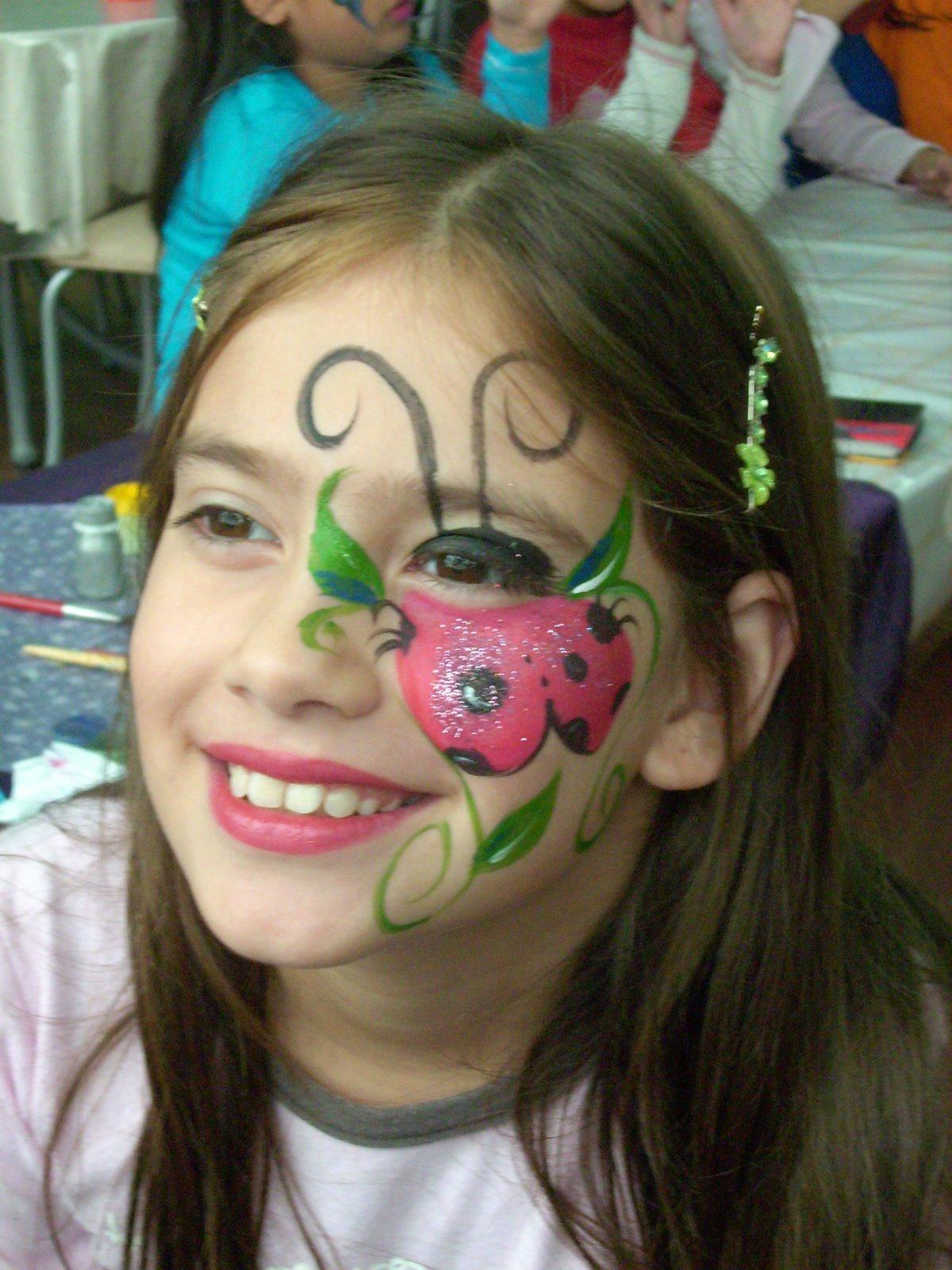De La Carcova  Animaciones Maquillaje Artistico Infantil