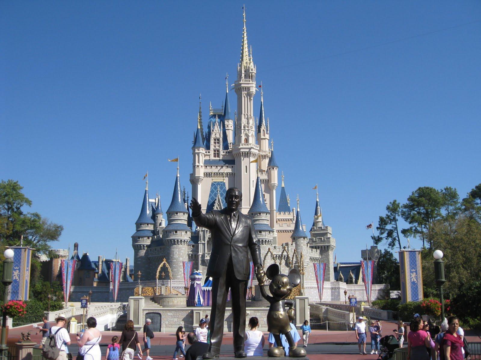 Travel-o-blog: Walt Disney World - Orlando - Part 1