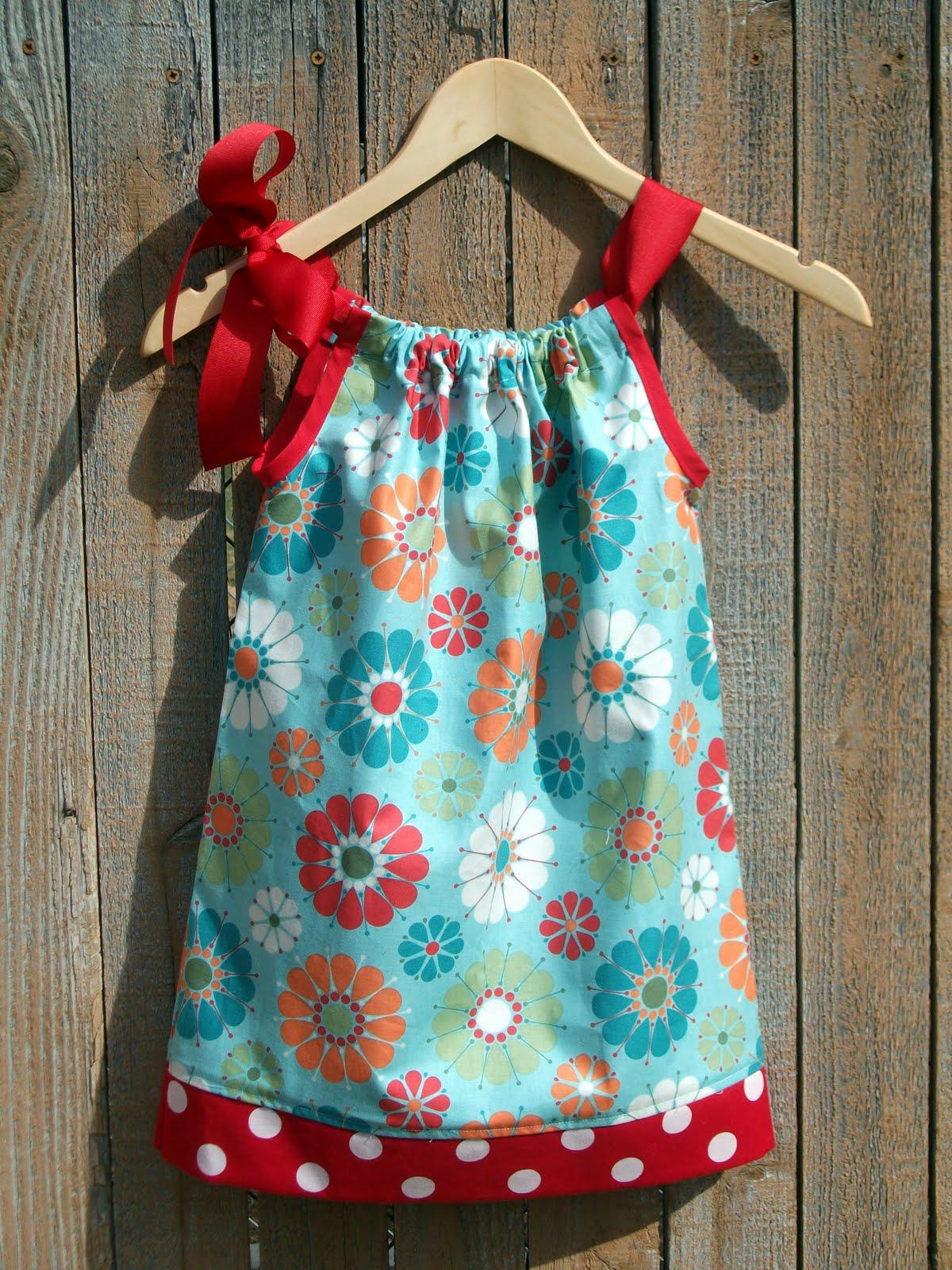 Little Inspirations Adorable Pillowcase Dresses