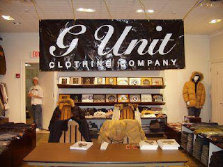 G-Unit Clothing Returns