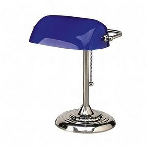 Bankers Lamp Green Or Blue Bankers Lamp Which To Choose