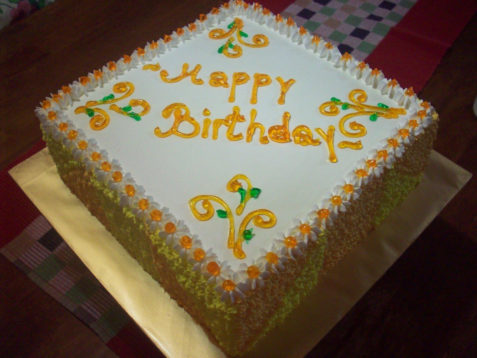 Happy Chocolate Birthday Rita