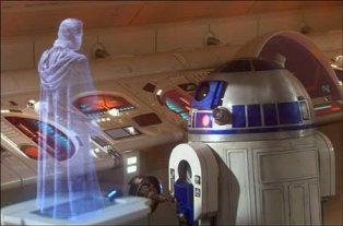 360º 3-D Holographic
