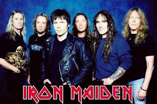 iron maiden 10 Band Metal Yang Paling Berpengaruh di Dunia