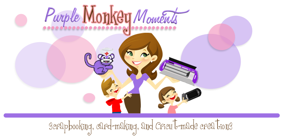 Purple Monkey Moments