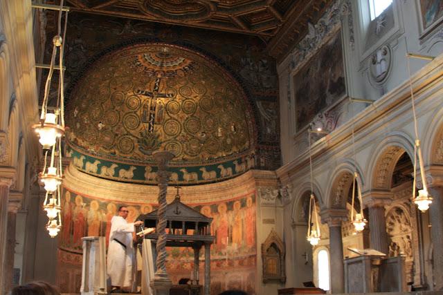 Um segredo bem escondido em Roma - BASÍLICA DE SÃO CLEMENTE | Itália