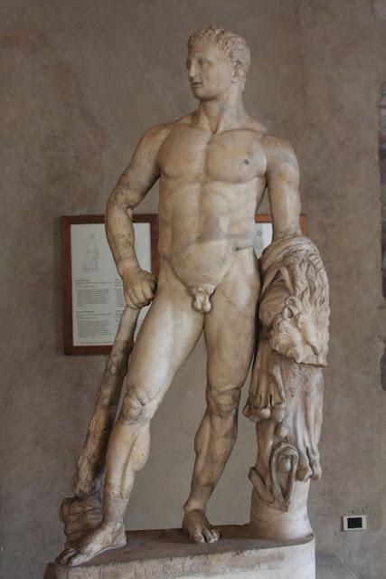 Visitar o Museu Nacional Romano - PALAZZO ALTEMPS de Roma | Itália