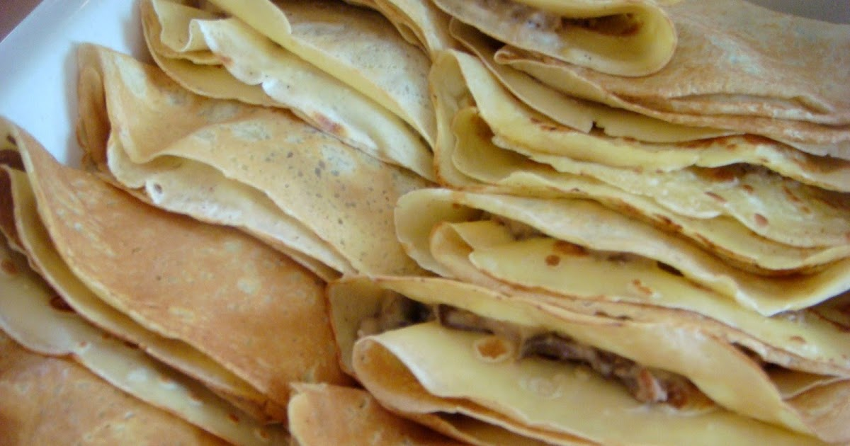 Joanne Weir Food Wine Travel Sinful Crepes