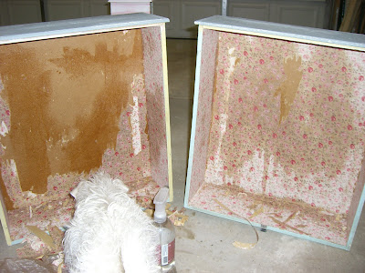 home kids life the yuck files removing old contact paper. Black Bedroom Furniture Sets. Home Design Ideas
