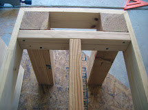 Home. Kids. Life. Building Easy Bench