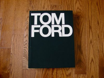 DUREN'S GALLERY: LITERATURE :: TOM FORD 'COFFEE TABLE BOOK'