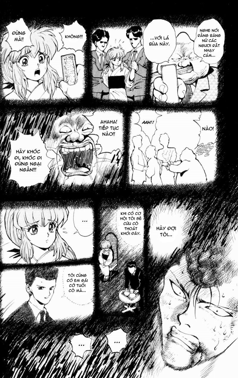 Hành trình của Uduchi chap 050: trận chiến cuối cùng: 2 vs 002! trang 5