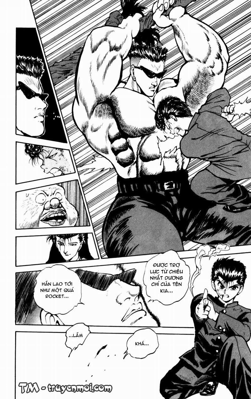 Hành trình của Uduchi chap 050: trận chiến cuối cùng: 2 vs 002! trang 13