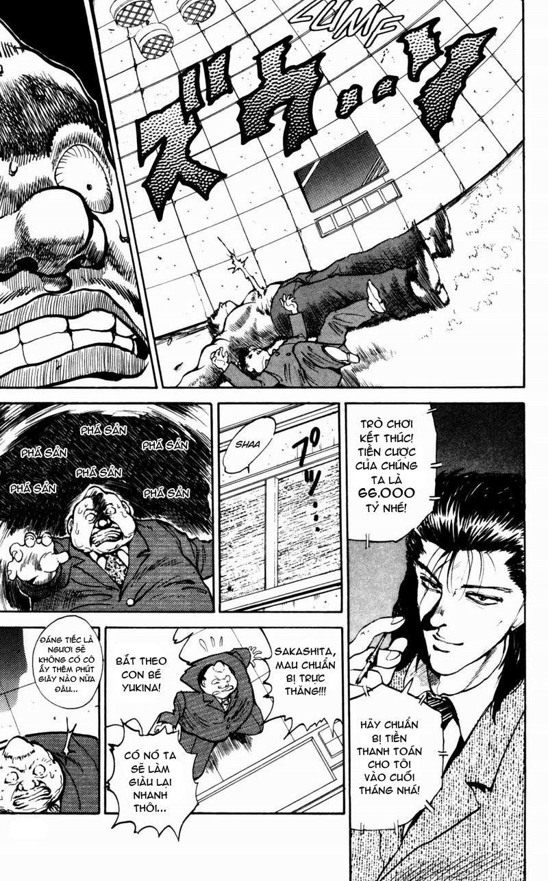 Hành trình của Uduchi chap 050: trận chiến cuối cùng: 2 vs 002! trang 14